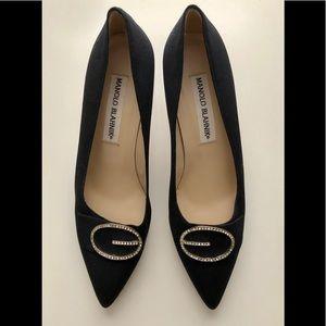 Manolo Blahnik Evening Shoe